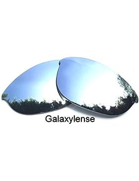 Galaxylense lentes de repuesto para Oakley Half Jacket Titanio Color Polarizados - Titanio