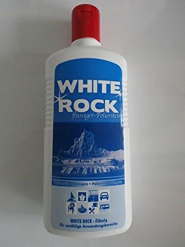 2x White Rock Flüssigreiniger Polierstein 700ml -