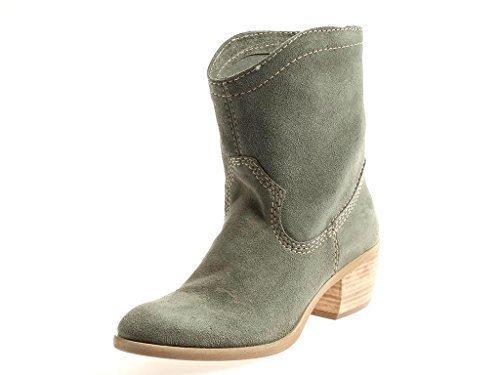 Tamaris 1-25795 Cowboystiefelette Schuhe Leder Westernstiefelette