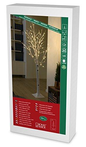 72 Kabel (Konstsmide 3380-100 LED Dekoration