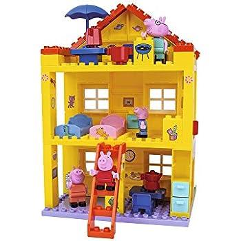 Charming Big Peppa Pig Peppas House Building Sets