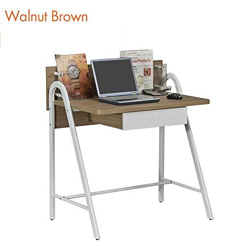 ADWN Computertisch Mit Schubladenlaptopschreibtischschreibtischhauptboden-Tischwerkbank,A,Mit Schublade -