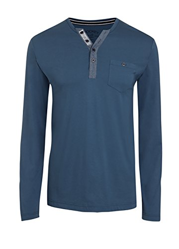 Jockey® Long Shirt Regatta Blue