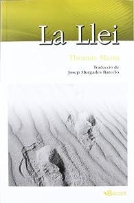 La Llei par Thomas Mann