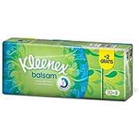 Pañuelos Kleenex Balsam Pack de 10 (8+2) - Pack ...