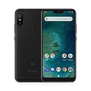 "Xiaomi Mi A2 Lite - Smartphone 5.84"" (4G, Snapdragon 625, RAM 3 GB, memory 32 GB, GBal chamber 12+5 MP, Android) Color Black"