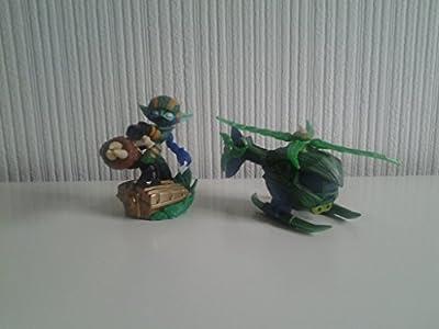 Skylanders Superchargers Super Shot Stealth Elf & Stealth Stinger (PS4/Xbox One/Xbox 360/Nintendo Wii/Nintendo Wii U/Nintendo 3DS)