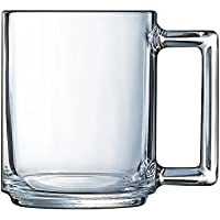dajar Taza A La Bonne Heure 250 ml Luminarc, cristal, transparente, ...