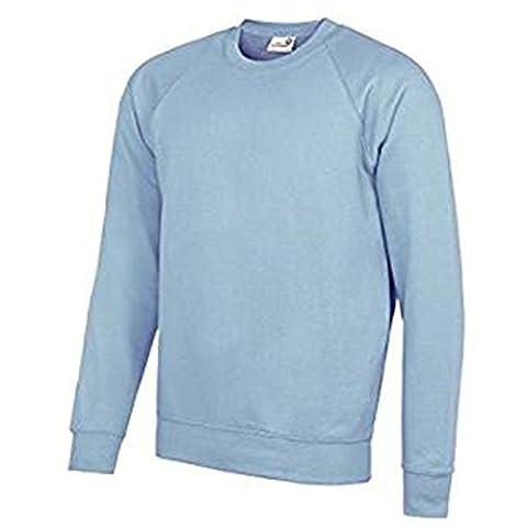 AWDis - Sweat-shirt - Moderne - Homme Academy Sky