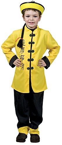 Chinese Kostüm Kinder Japaner Gr. 104