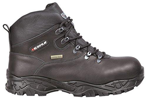 Cofra 22150–000.w42taglia 42S3WR SRC scarpe antinfortunistiche New Warren–nero
