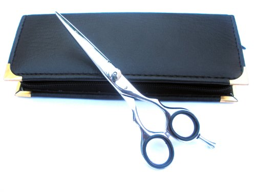 Professionnel de coiffure Ciseaux de coupe de cheveux ciseaux ciseaux Barber Salon Styling 15,2 cm bords de Rasoir en Acier Japonais avec étui