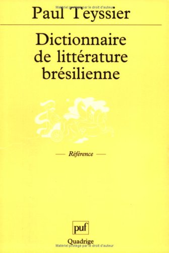 Dictionnaire de littrature brsilienne