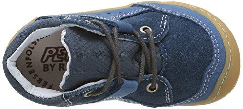 Ricosta Jungen Fritzi Derby Blau (jeans/see 153)