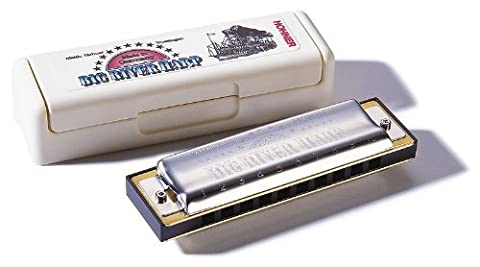 Hohner Big River Harp MS Harmonica diatonique Do majeur