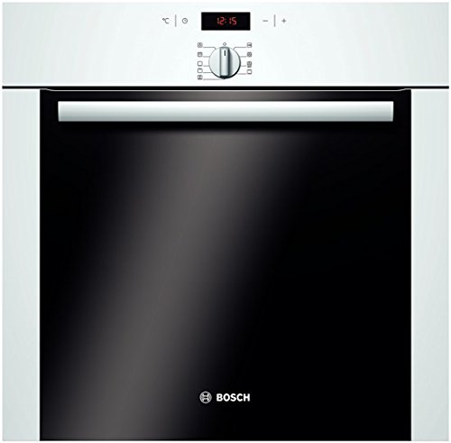 Bosch - HBA63B222F - Four Encastrable - 60 L - Pyrolyse - Classe: A - Blanc
