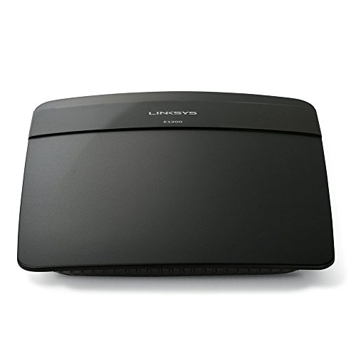 Linksys E1200-EW - Router inalámbrico N300 Wireless-N