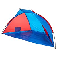 Rulyt Unisex-Youth Stan Tent Shelter for Beach, Yellow, One Size