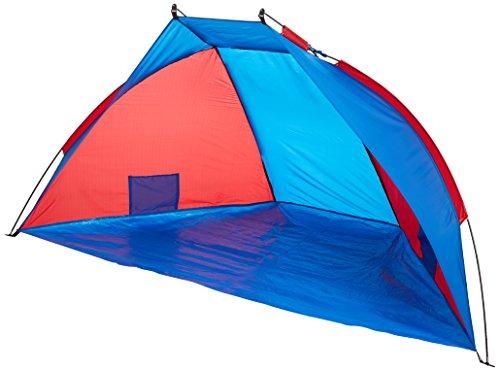 CALTER Tente de Plage, Bleu, 220 x 105 x 105 cm
