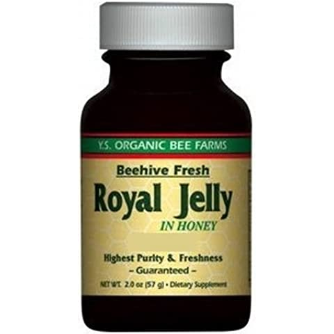 Y.S. Organic Bee Farms 16,000 mg Fresh Royal Jelly In