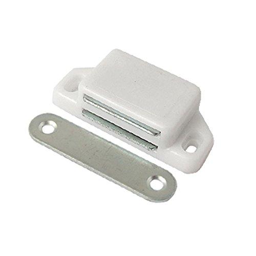 5,8cm Kunststoff Basis Einzel Magnetverschluss für Schrank Tür -