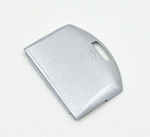 REPLACEME Akku Rückseite Tür Cover Hülle für Sony PSP 1000100110021003Silber (Psp-akku Tür)