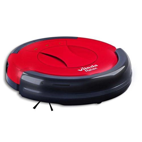 vileda-relax-cleaning-robot-robotic-vacuum-cleaner-uk-version-red