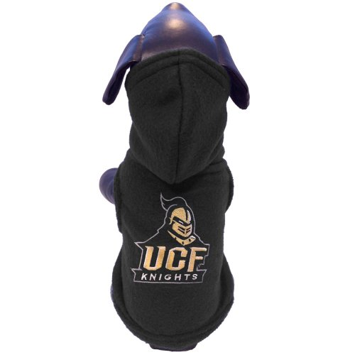 All Star Dogs NCAA Central Florida Golden Knights Polarfleece Kapuzenjacke, Herren, Gold, Large Ucf Golden Knights