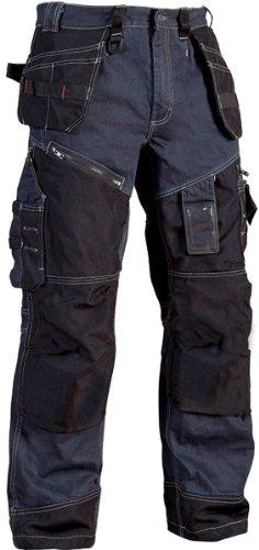 Blakläder X1500 Cordura® Denim Handwerker Hose 1500 1140, Größe:48