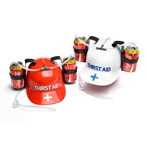 Thirst Aid Trinkhut (Farben können variieren)