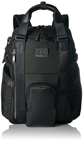 "Tumi Alpha Bravo Kings Backpack Tote 15"" Mochila Tipo Casual, 45 cm, Negro (Black)"