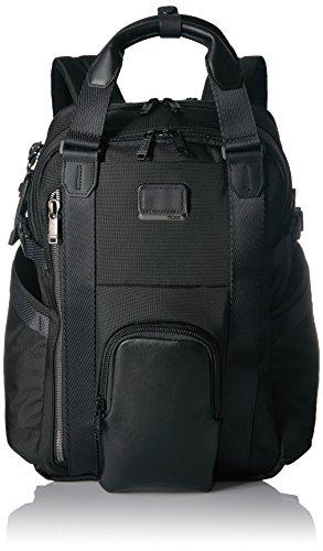 "Tumi Alpha Bravo Kings Backpack Tote 15"" Mochila Tipo Casual, 45 cm, Negro (Black)"