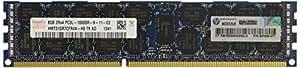 HP R/ 8GB 2Rx4 PC3-10600R-9 Kit **Renew**, 500662-B21