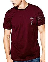 642 Stitches Men's Cotton Cristiano Ronaldo T-Shirt