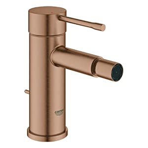 Grohe Essence New – grifo monomando bide – Brushed Warm Sunset