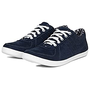 Fashimo Sporty Look Sude Sneakers Shoes