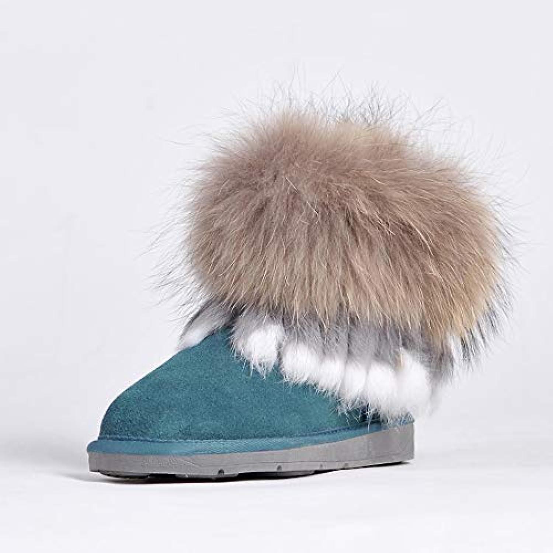 QBSOE Stivali da Neve Stivali da da da Neve da Donna Stivali da Neve Stivali da Donna di Grandi Dimensioni, Stivali... | Trendy  c5ec6b
