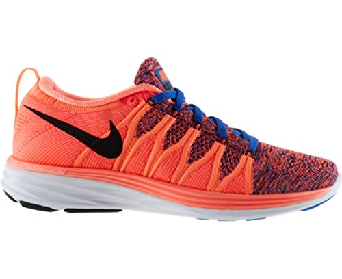 Nike WMNS Nike FLYKNIT LUNAR2 TEAM arancione/WHT-S GRN-ANTHRCT (TEAM ORANGE/WHT-S GRN-ANTHRCT)