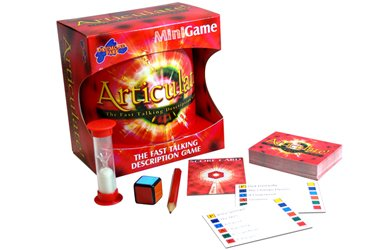 Articulate Mini Game from Drumond Park