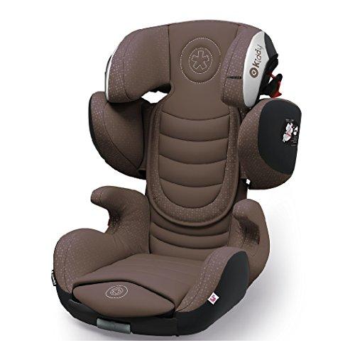 Preisvergleich Produktbild kiddy 41553GF039 Autositz Cruiserfix 3 010 Nougat Brown