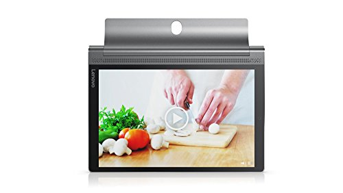 Lenovo Yoga Tab 3 Plus 25,5 Cm (10,1 Zoll Qhd Ips Touch) Convertible Tablet-pc (Qualcomm Snapdragon 652, 3 Ram, 32 Emmc, Android 6.0) Schwarz