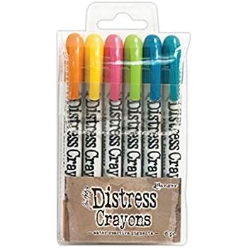 Ranger Tim Holtz Détresse Crayons-Lot #4