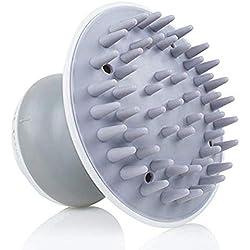 Appareil électrique Cheveux Masseur Tête de Brosse Shampooing Massage Corps Peigne Nettoyage