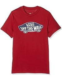 Vans Jungen T-Shirt Otw Logo Fill S