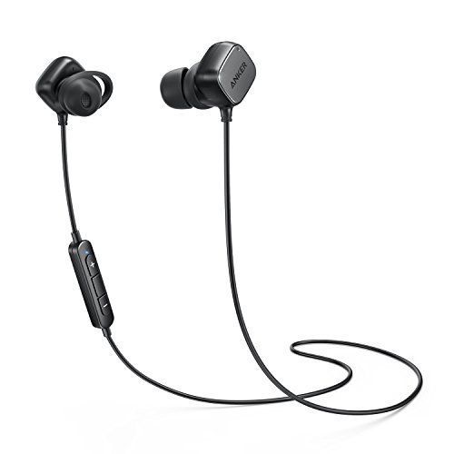 Cuffie Bluetooth Magnetiche Anker SoundBuds Tag Auricolari In-Ear...