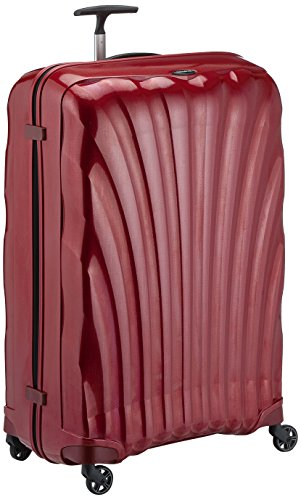 Samsonite Cosmolite 4 Roues 86/33 FL2 Valise, 86 cm, 144 L, Rouge