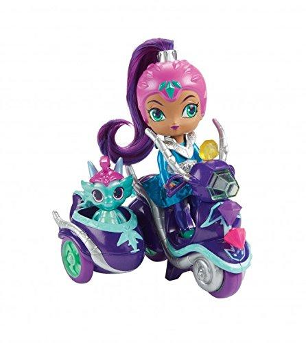 Shimmer And Shine Zeta y su moto (Mattel FHN31)
