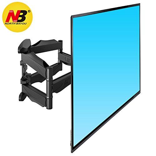 P5 - Soporte de doble articulación para TV LCD, LED o Plasma de 32' a 55'...
