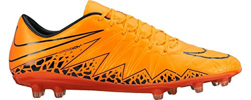 Hypervenom Phinish FG Soccer Bitta TOTAL ORANGE/TOTAL ORANGE-BLACK