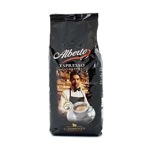 Alberto Espresso En Grain 100% Arabica 4 X1 Kg